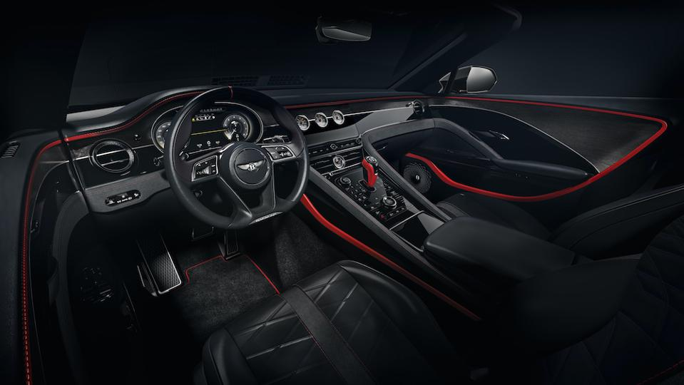 Bentley Bacalar Fulton by Mulliner Coachbuilt