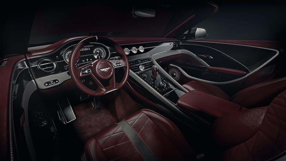 Bacalar Greenwich limited edition car by Bentley Mulliner Coachbuilt
