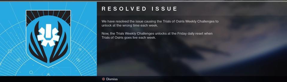 Trials loot