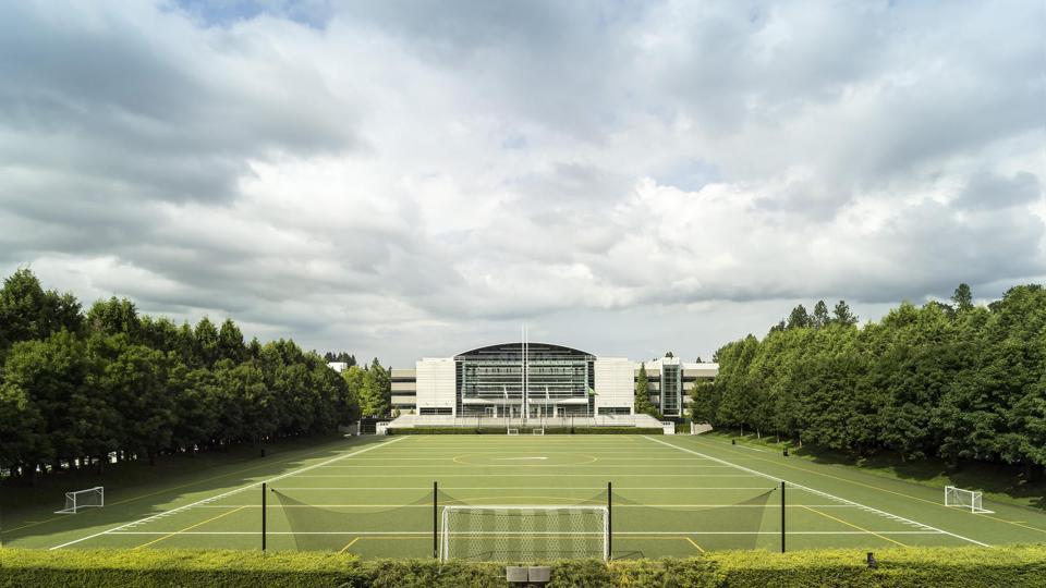 Nike Oregon Campus