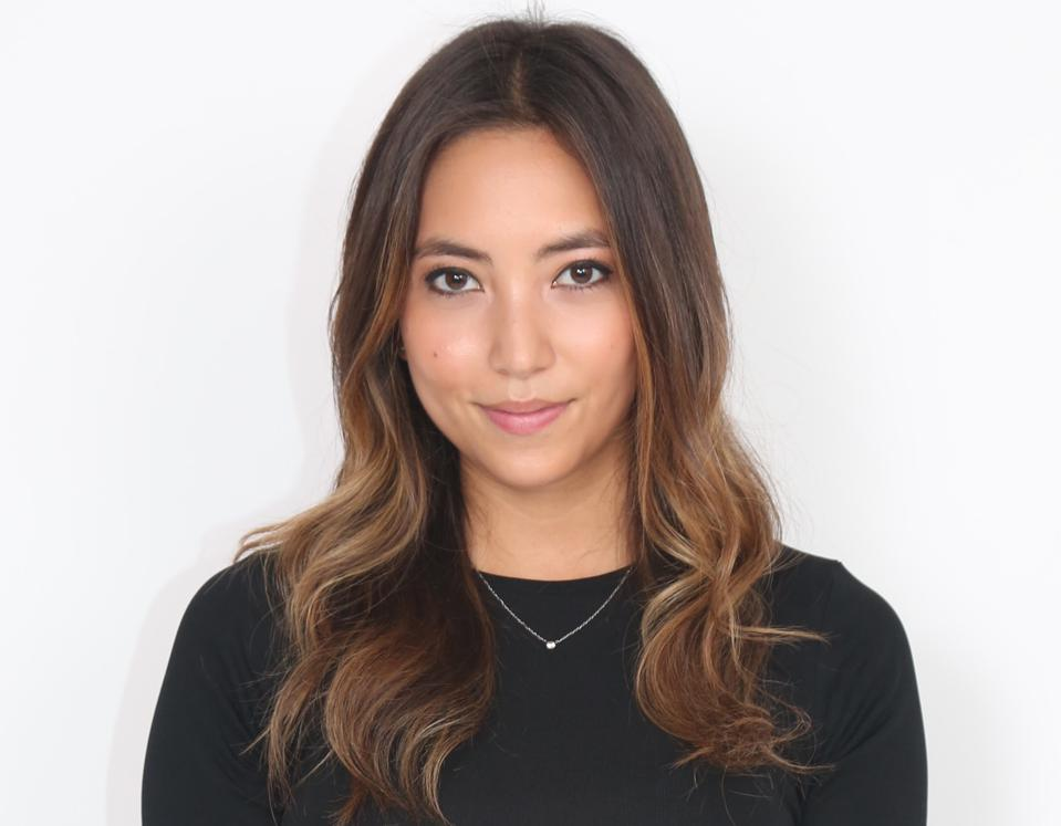 Olivia Landau, cofounder of The Clear Cut, Photo Credit: Courtesy of The Clear Cut