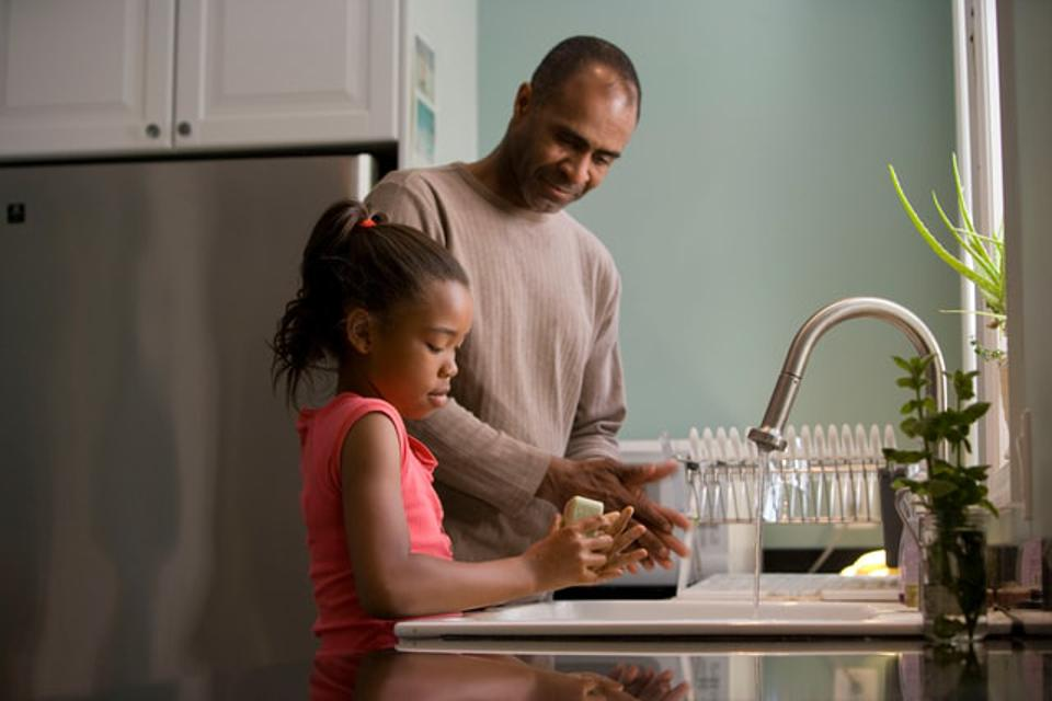 Even the most mundane teaching moment is a chance for a parent to provide ledership.