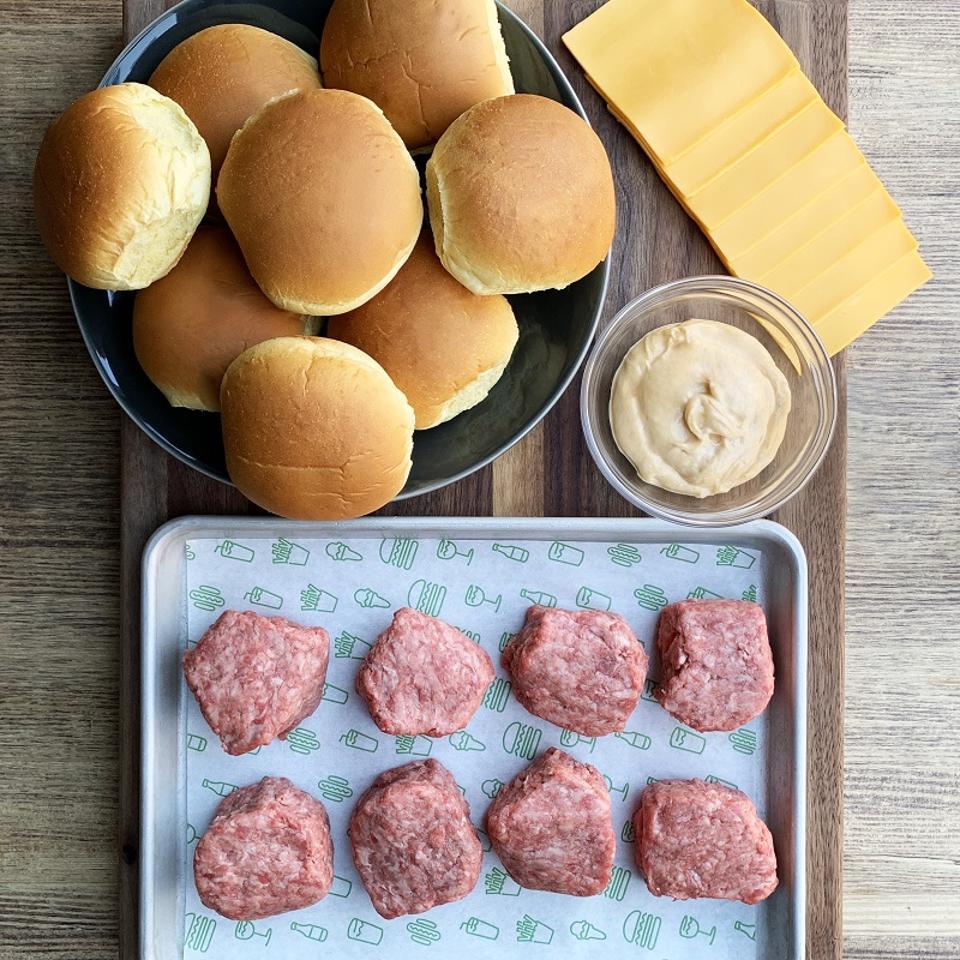 Burger kit