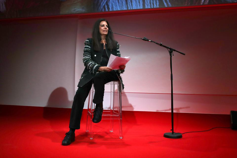 Liliane Bettencourt Prize For ″L'Intelligence De La Main″