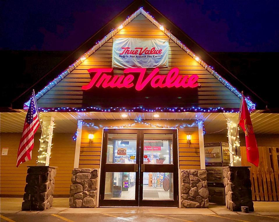 ″Shine a Light″ at Home Central True Value, Owego, NY