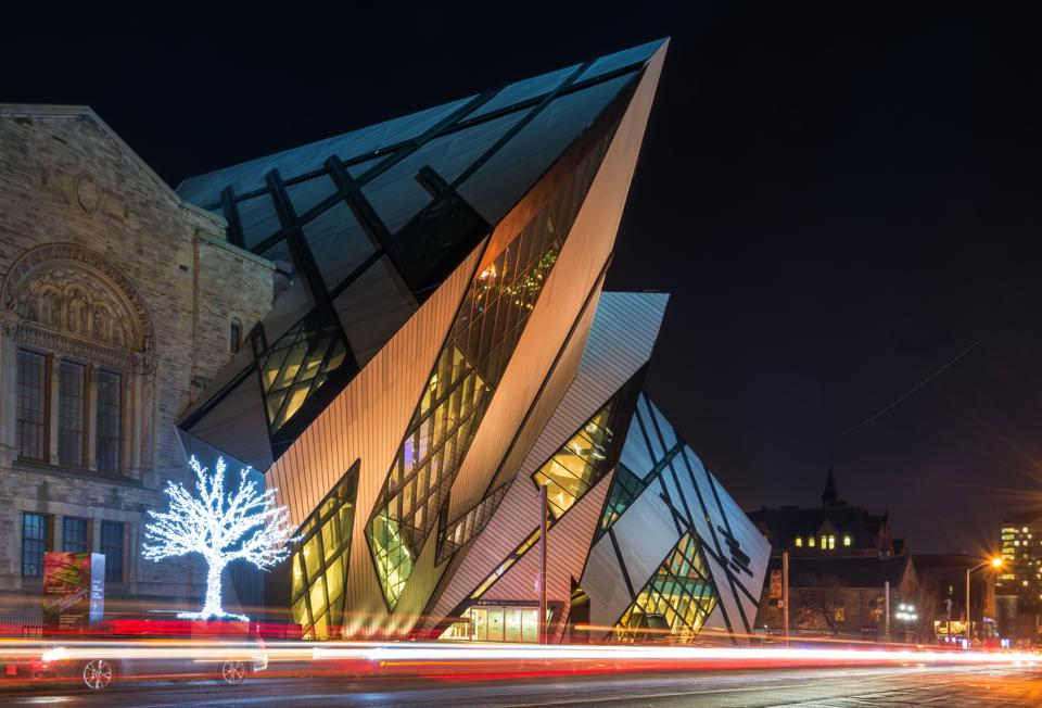 The Royal Ontario Museum is a museum of world culture and...