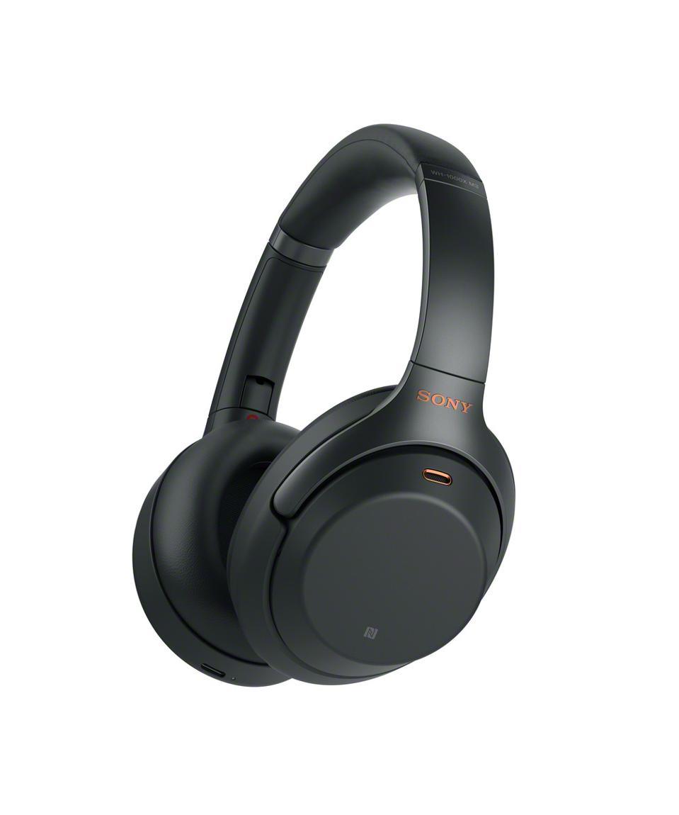 Sony WH-1000XM3 headphones with sensational sound