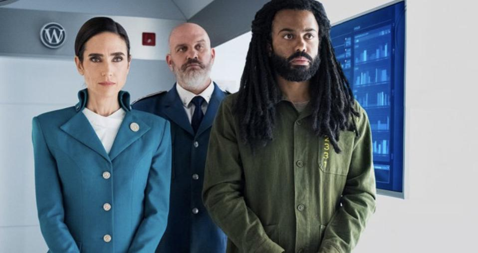 Jennifer Connelly and Daveed Diggs star in the TV version of 'Snowpiercer.'