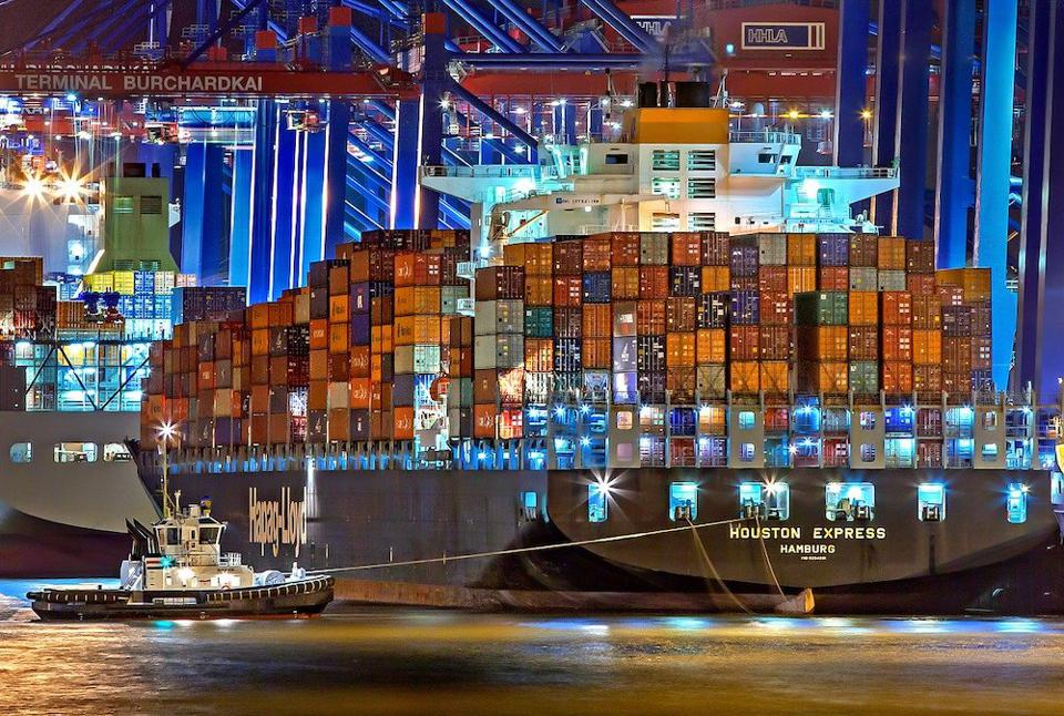 Containers at scale