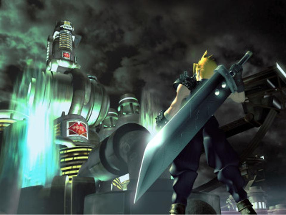 In Our Sci-Fi Dystopia Of 2020, 'Final Fantasy VII' Feels More Timely Than Ever