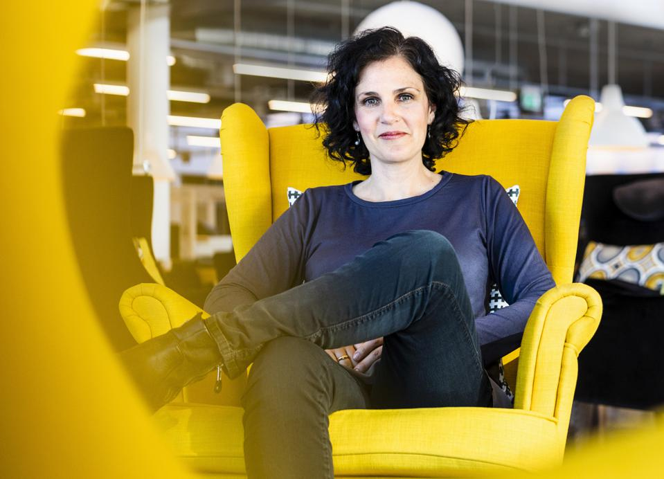 Barbara Martin Coppola, chief digital officer at IKEA Retail Business