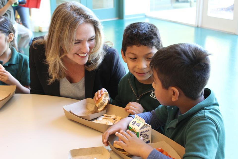 Revolution Foods meals for kids