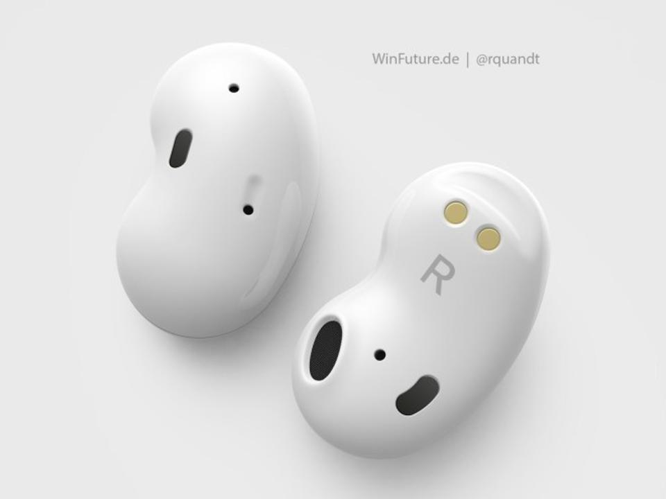 Are these Samsung's new Galaxy Buds?