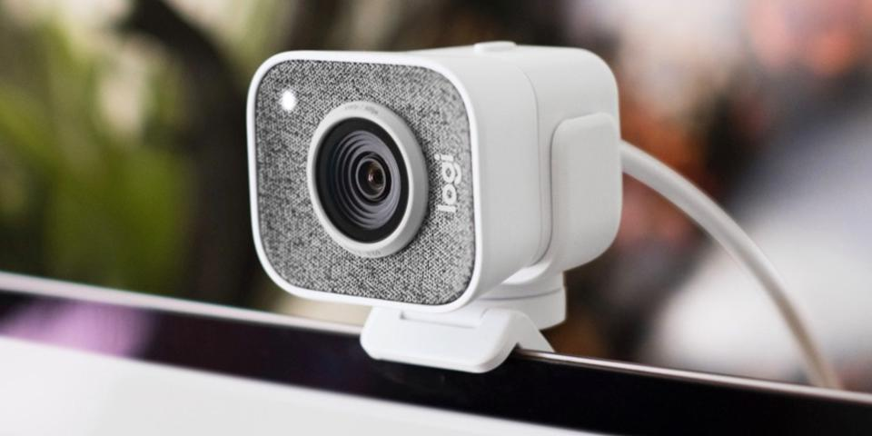 Logitech S Smart New Webcam Will Polish Up Your Online Image