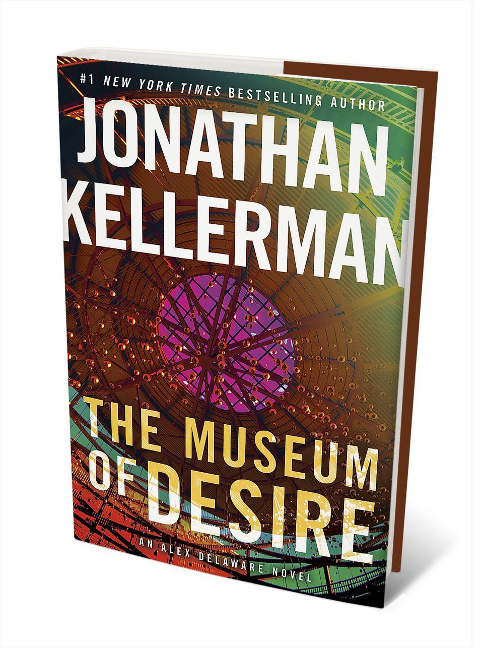 Jonathan Kellerman book