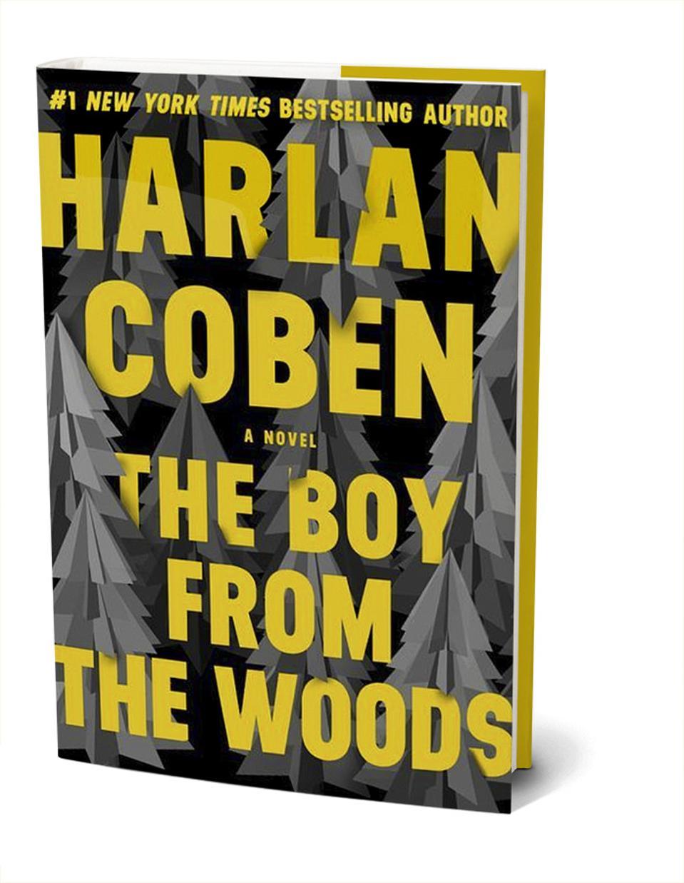 Harlan Coben book