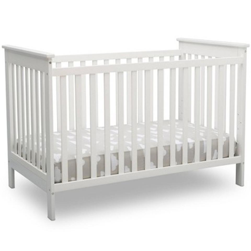 Delta Children Adley 3-in-1 Crib