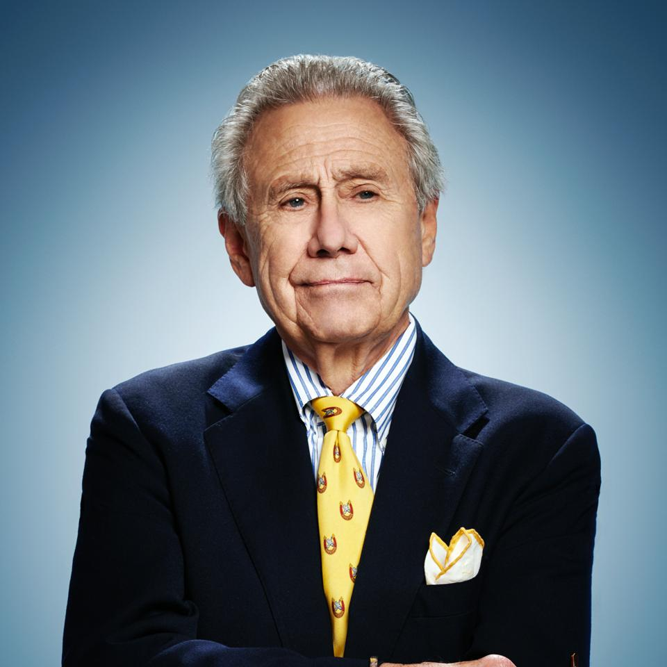 Philip Anschutz by Jamel Toppin