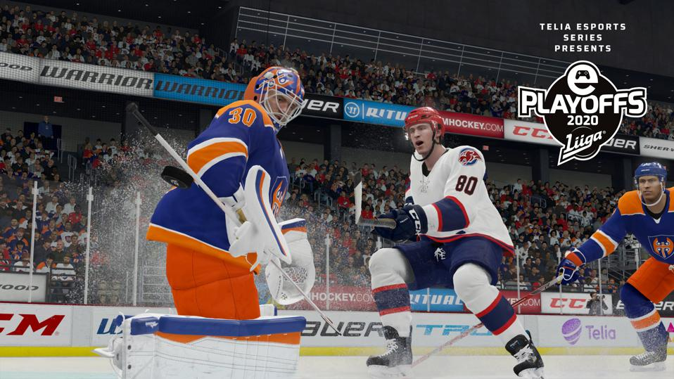 Finnish Hockey League Uses Nhl 20 To Decide Playoffs Canceled By Coronavirus