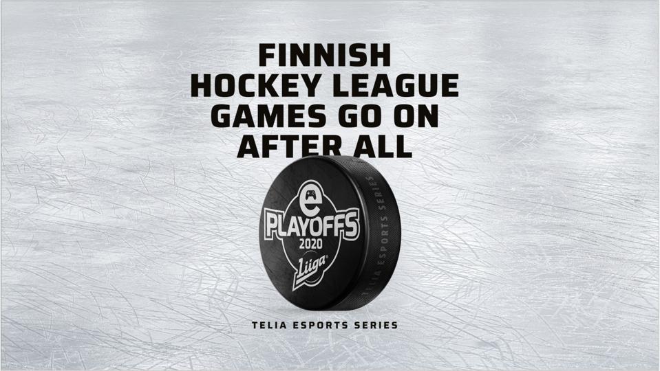 Finland NHL 20 esports