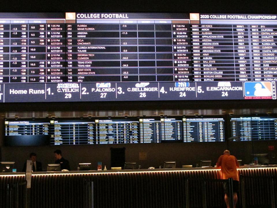 Sports Betting sports wagering sportsbook gambling casino