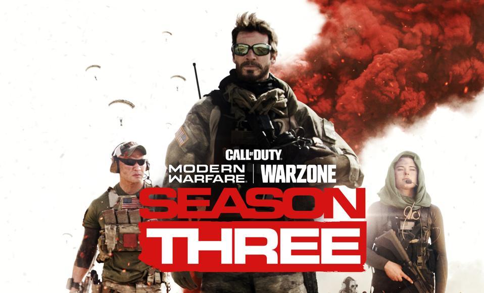 What Time Does Call Of Duty Modern Warfare Season 3 Go Live
