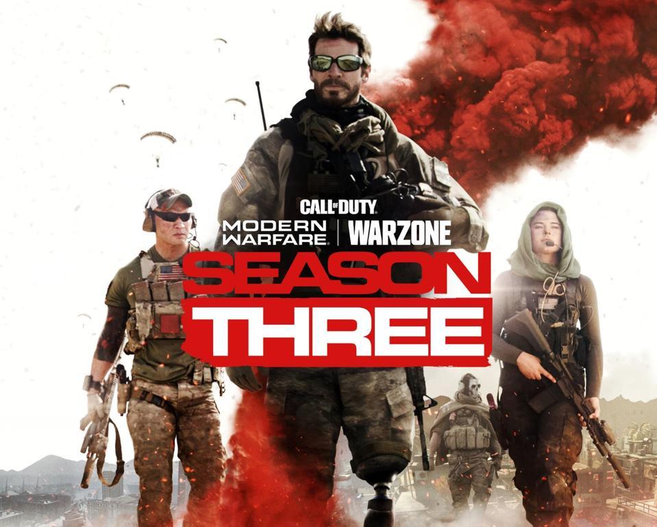 Call Of Duty Modern Warfare Season 3 Start Date Content