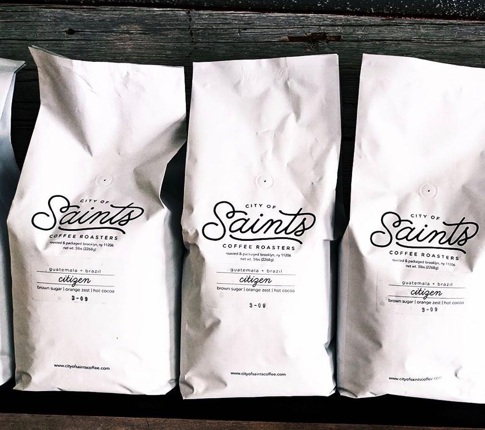 City of Saints Coffee