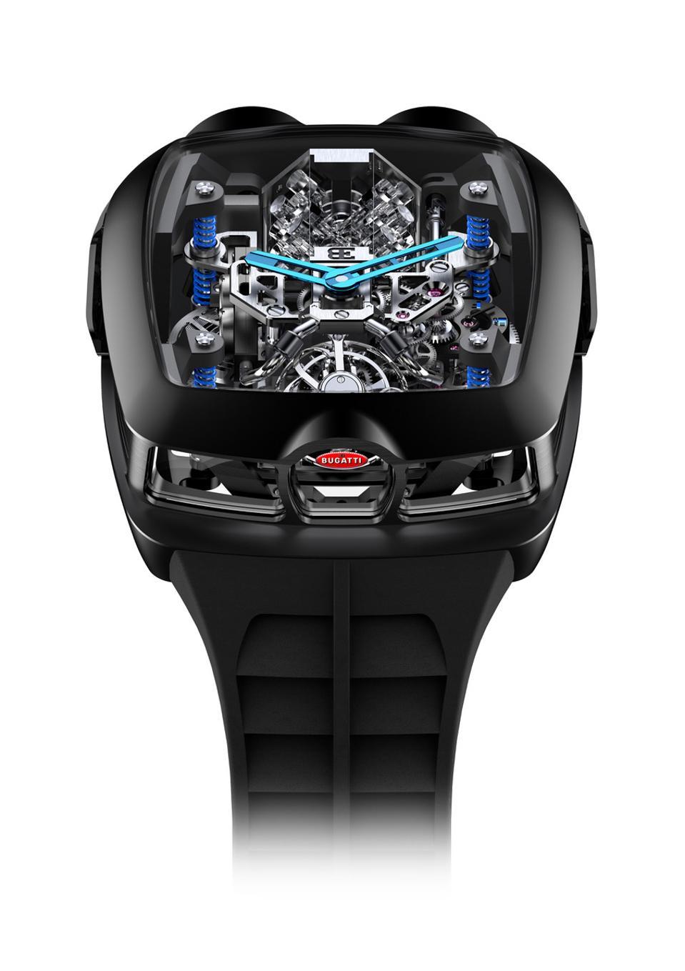 Jacob & Co. Bugatti Chiron Tourbillon i