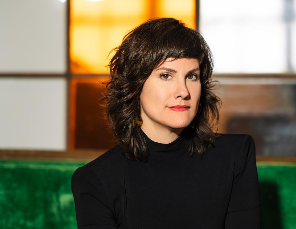 Nicole Alexander, owner and principal designer of Siren Betty Design in Chicago