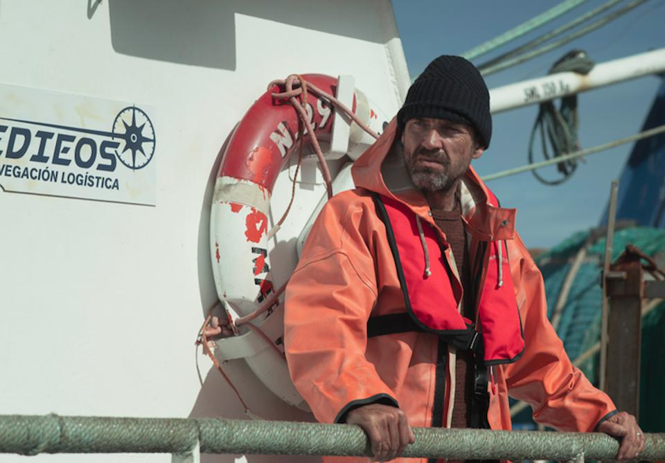 Dougray Scott stars in 'Sea Fever.'