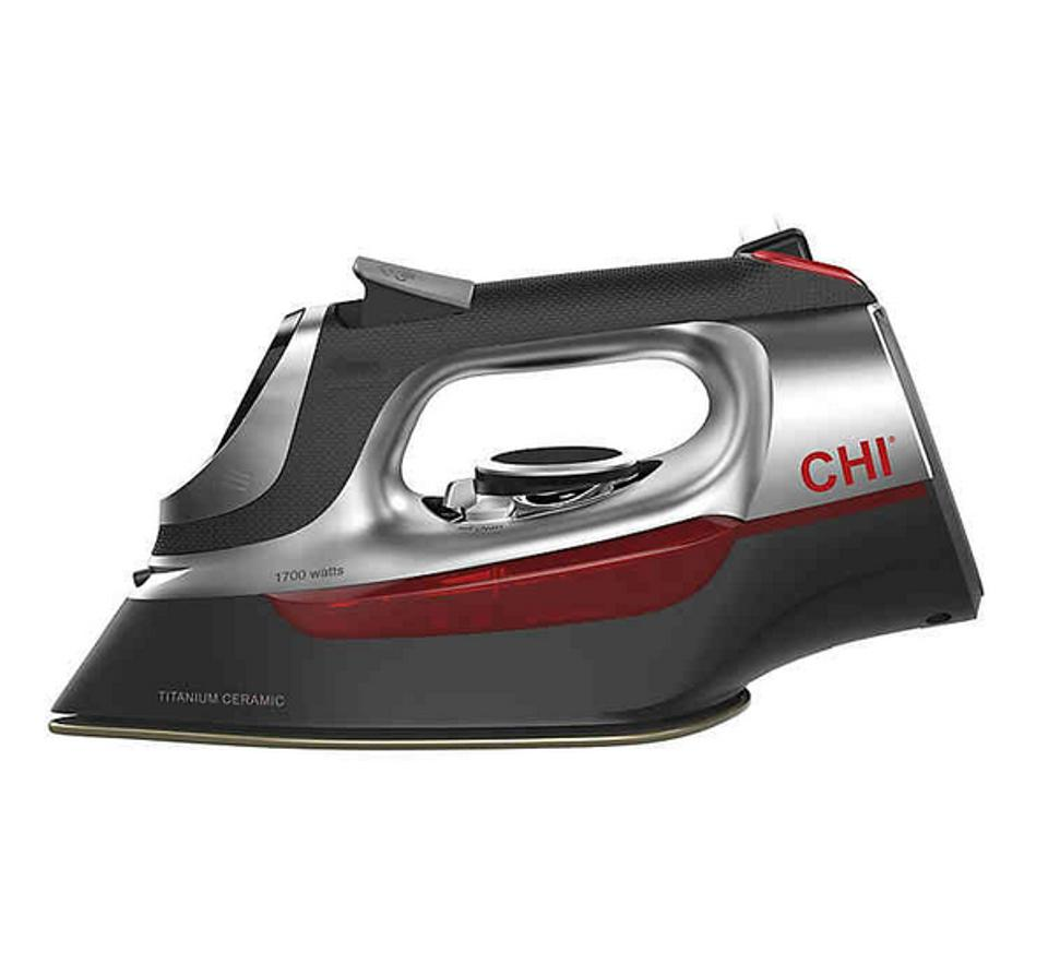 CHI Electronic Iron with Retractable Cord