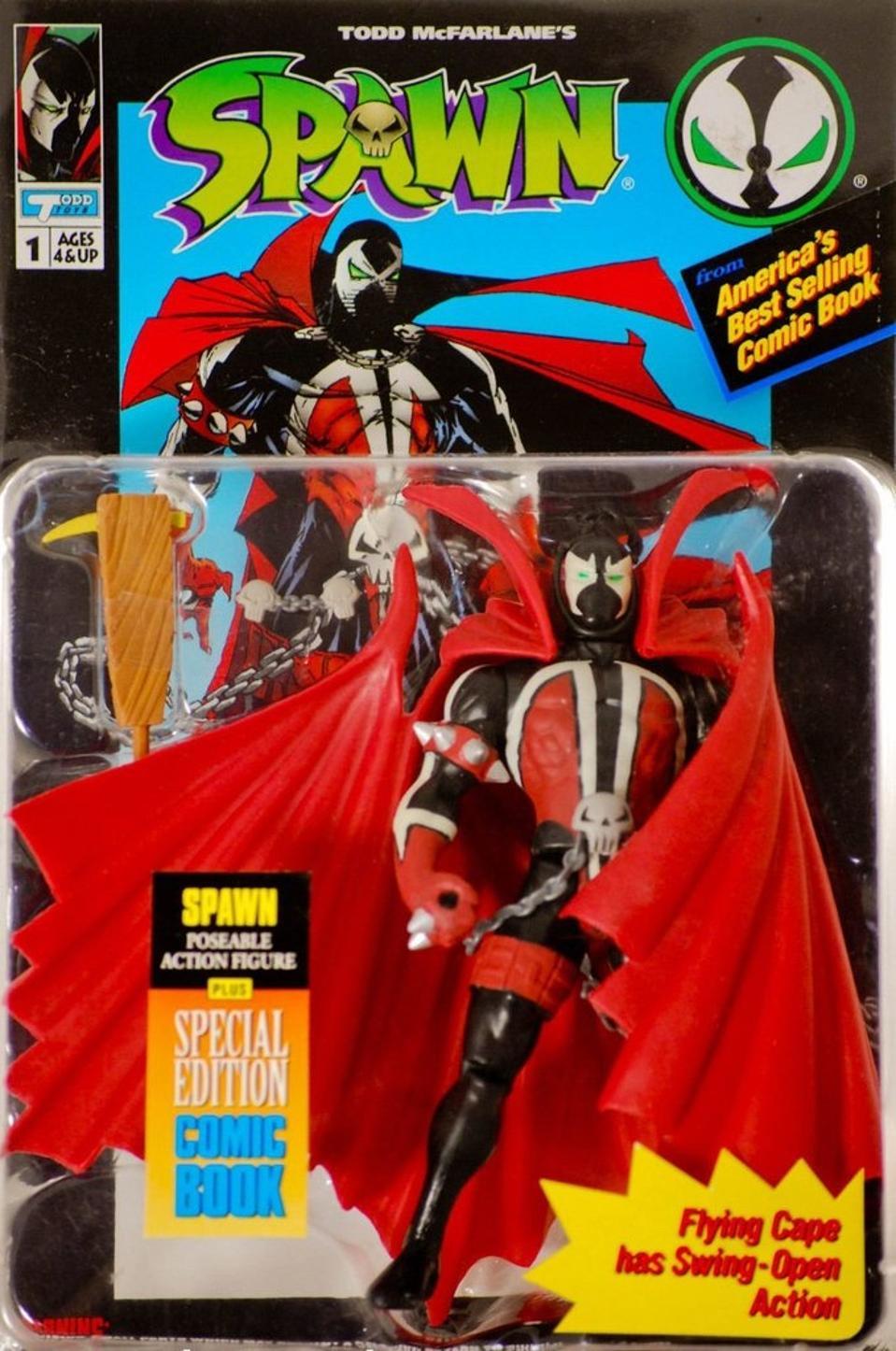 McFarlane Spawn toys action figure collectible