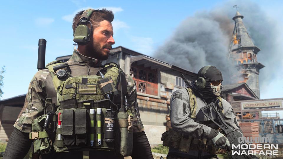 Modern Warfare Season 3
