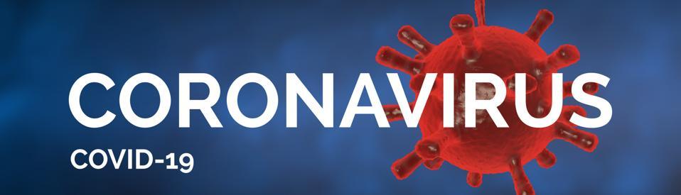 Covid-19 concept image with ″Coronavirus covid-19″ text