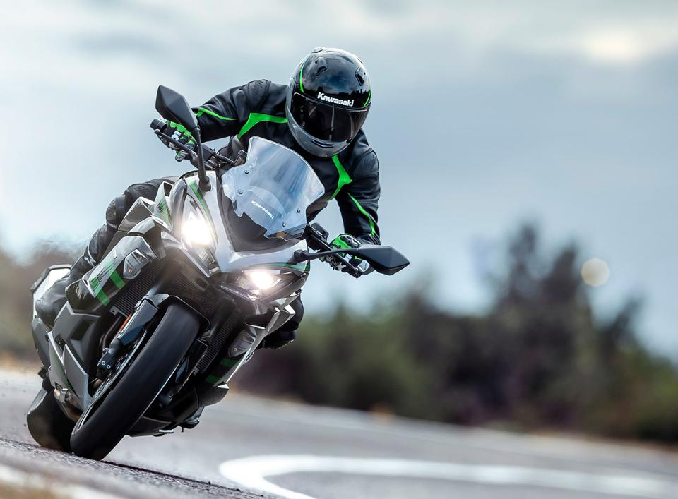 Kawasaki Ninja 1000SX motorcycle