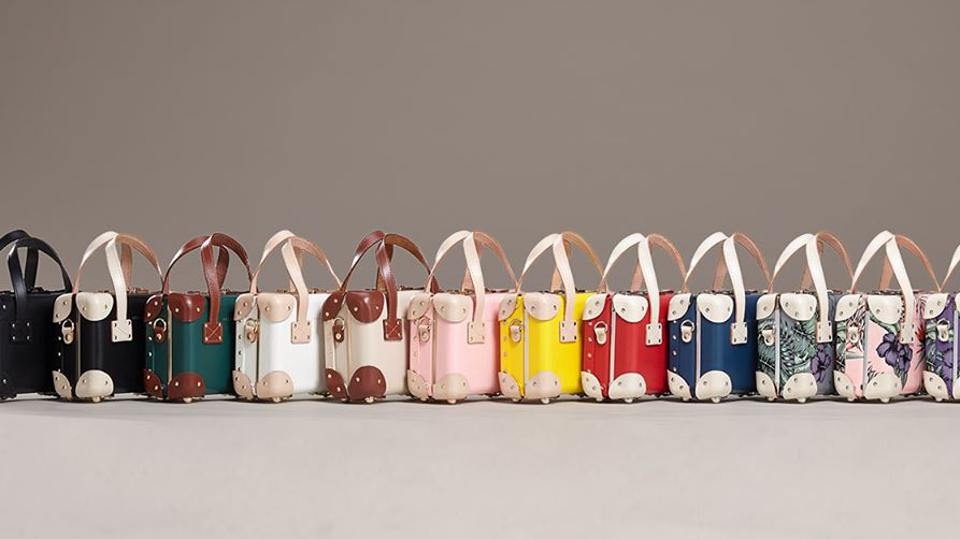 SteamLine Luggage, an assortment of Minis