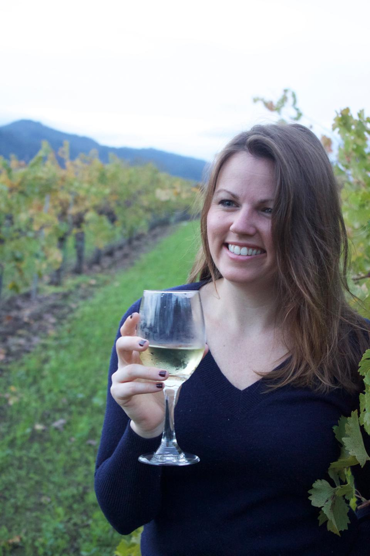 Mary McAuley, founder of Ripe Life Wines