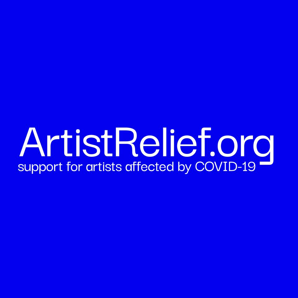 ArtistRelief.org will provide $5,000 grants to artists in financial need due to the coronavirus outbreak.