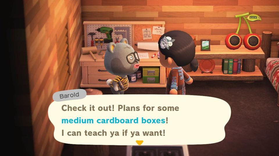Animal Crossing S Diy Recipes Are Making Me Furious