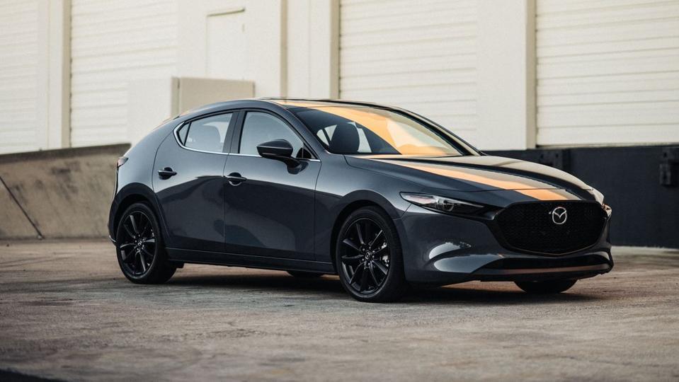 Mazda3, winner of the car design of the year in the World Car Awards program.