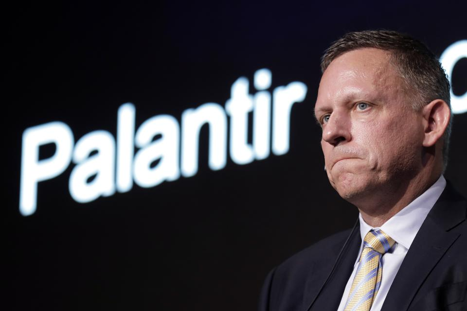 The U.S. Coast Guard Just Ordered Palantir Tech For Help With COVID-19 'Readiness'