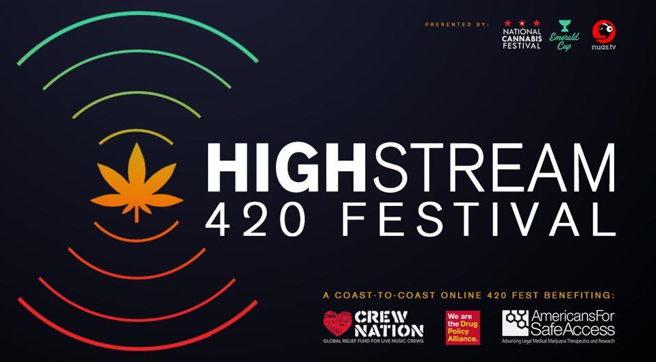 Highstream 420 Cannabis Festival Partner Logos Emerald Cup NugsTV