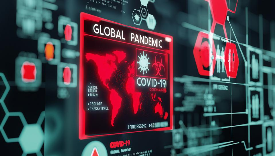 The Vital Role Of Big Data In The Fight Against Coronavirus