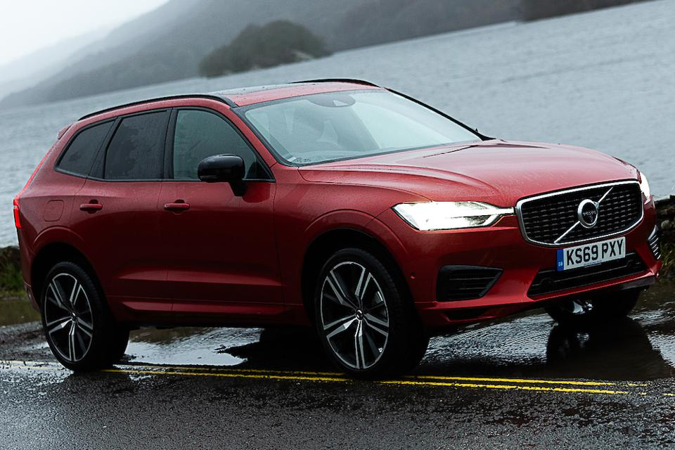 Volvo's latest XC60 Recharge Plug-in Hybrid