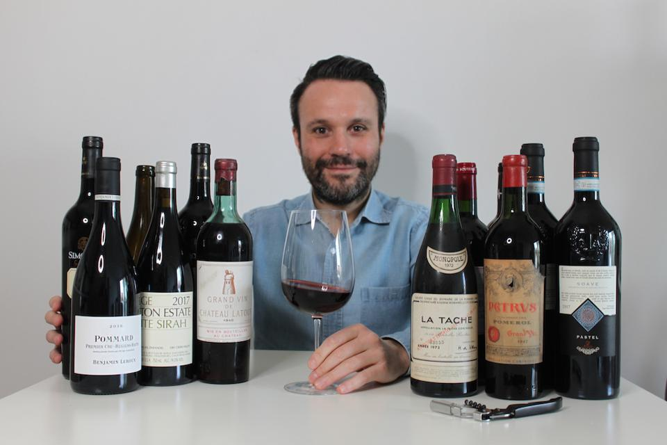 Club Vino founder Marco Castelanelli has taken his business online
