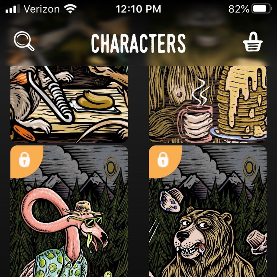 Great Notion Brewing phone app
