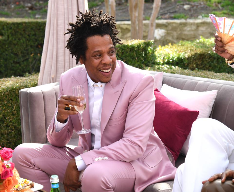 Jay-Z's Armand de Brignac is among the many assets keeping him in ten-figure territory.
