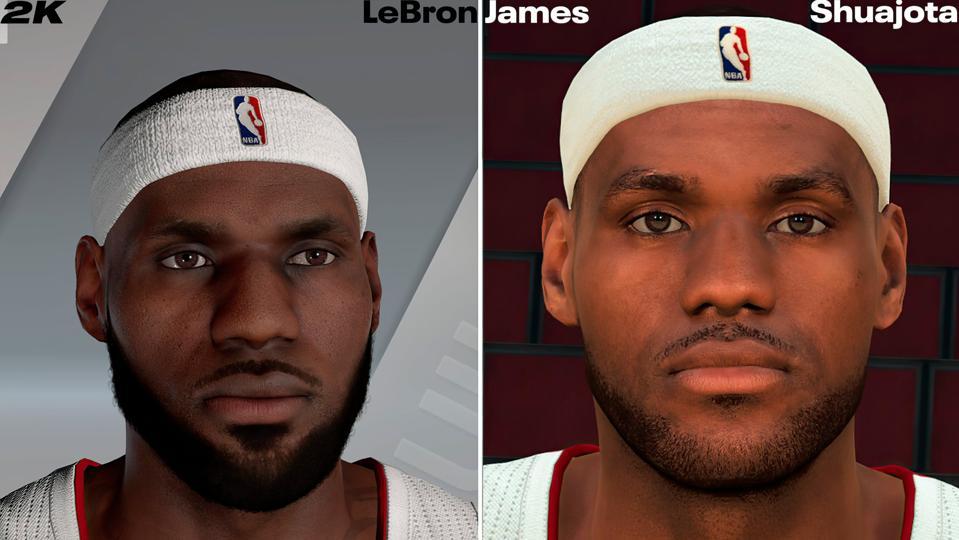 Prime LeBron James PC Mod