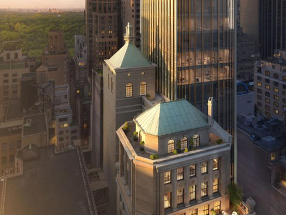Steinway Hall and its new partner